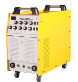 Pulse Inverter Aluminum Welder TIG400ij