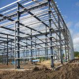 Prefab Light Steel Structure Assembling Workshop for Argentina