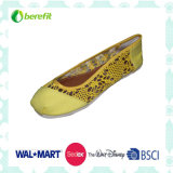 Canvas Shoes with Bright and Colorful Upper, EVA Sole