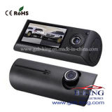2.7 Inch Dual Lens Camera Car DVR