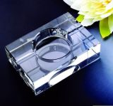 Custom Crystal Glass Ashtray Cigar Ashtray