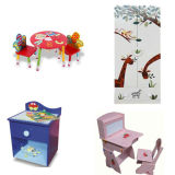 Wooden Furniture, Children Furniture, Kids Furniture (CWT-0001)