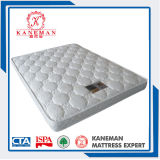 King Size Mattress Rolled Pocket Coil Spring Mattress for Sale