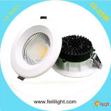 Factory COB 10W 15W 20W 25W LED Downlight