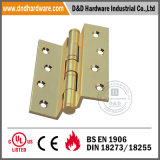Solid Brass Crank Hinge for Doors with ANSI