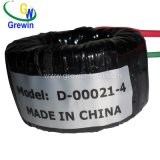 Round Current Transformer (GWD-00021-4) , Toroidal Core Miniature Transformer