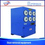 Metal Cutting Machine Dust Collector Remove The Smoke