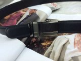 Leather Belts with Auto Buckle (HH-150904)