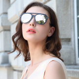 Colorful Hand Made Tr90 Fashion Sunglasses Polarized