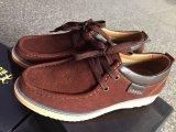 Newest Men′s Dress Shoes Casual Leather Shoes Fashion Shoes (ML030-2)