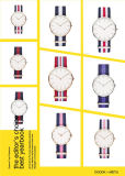 2015 Newest Fashion Wrist Watch/Varo (DC-853)