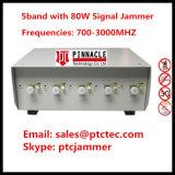 High Power Cellphone Signal Jammer, WiFi Jammer/ Video Jammer