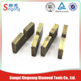 China Diamond Saw Blade Segment Concrete