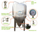 Stainless Steel Conical Fermenter / Fermenting Tanks Manufacturer