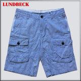 Simple Cotton Shorts for Men Summer Wear