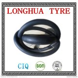 Natural Rubber Motorcycle Tire and Inner Tube with DOT (4.00-10)
