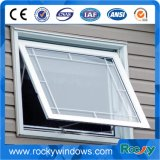 China Factory Price Italy Type Top Hung Aluminium Window