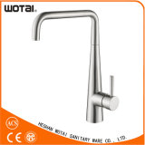 Brass Main Body Brushed Nickel PVD Finished Faucet for Kitchen