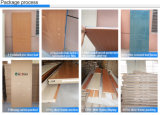 Bg-P9058 PVC Laminated MDF Wooden Doors