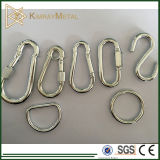 Steel Wire Rope Spring Snap Hook in China