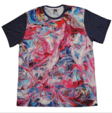 Fashion Nice Printed T-Shirt for Men (M286)