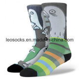 Sublimation Socks Digital Printing Socks Custom Design Sublimated Socks