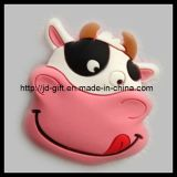 Animal Soft PVC Rubber 3D Color Fridge Magnet