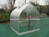 Growell 6mm Polycarbonate Greenhouse with Curved Design (V7 Series)