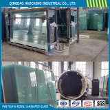 6.38 mm Clear Laminated Glass Sheets with Float Glass