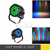 18PCS 15W IP65 Waterproof LED Stage PAR Can Light