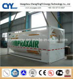 LPG LNG Lox Lin Lar Lco2 ISO Tank Container