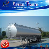 Tri-Axle Chemical Liquid Tanker Semi Truck Trailer (LAT9400GHY)