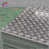 5052 Checkered Aluminium Plate for Step Floor