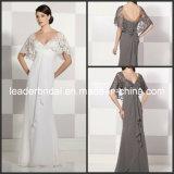 V-Neck Evening Dress Sheath Mother of The Bride Dress M214691