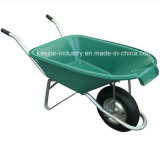 Europe High Quality Hand Wheel Barrow with Plastic Tray (WB5600)