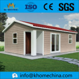 High Waterproof Prefab Home with Aluminium Window and Furniture