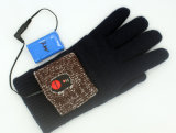 Battery Heated Knitting Gloves for Ladys and Men Use, Best Heated Products Solution (SG-01)