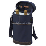2-Bottle Insulated Wine Tote Wine Holder
