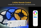 5 in 1 Smart LED Controller for Single Color Dimming/CCT/RGB/RGBW/RGB+CCT LED Strip Light
