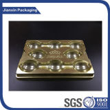 Customize Gold Sweets Packaging Tray