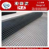 Biaxial Plastic Geogrid 20/20kn-150/150kn