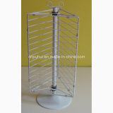 3 Sides Steel Wire Counter Spinning Display Rack (PHY102)