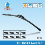 Fuke S985 121st Canton Fair 2017 Original Type Wiper Auto Spare Parts Car Accessories OEM Quality Windshield Flat Soft Wiper Blades
