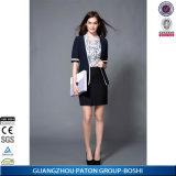 Ladies Long Sleeve Blazer and Skirt Formal Suit