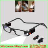 LED Reading Glasses, LED Presbyopic Glasses with Hang Neck