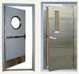 American Standard Steel Fire Door with UL Certified and American Style