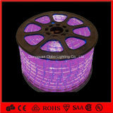 IP44 LED Rope Light Purple Outdoor Garden String Light