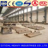 High Chrome Alloyed Mine Ball Mill Liner Plates