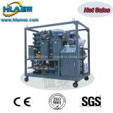 Lvp-100 Industry Used Black Lubricant Oil Filtering Equipment