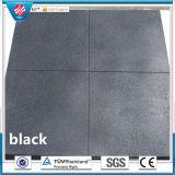 Color Children Rubber Tile/Square Rubber Tile/Playground Rubber Tile